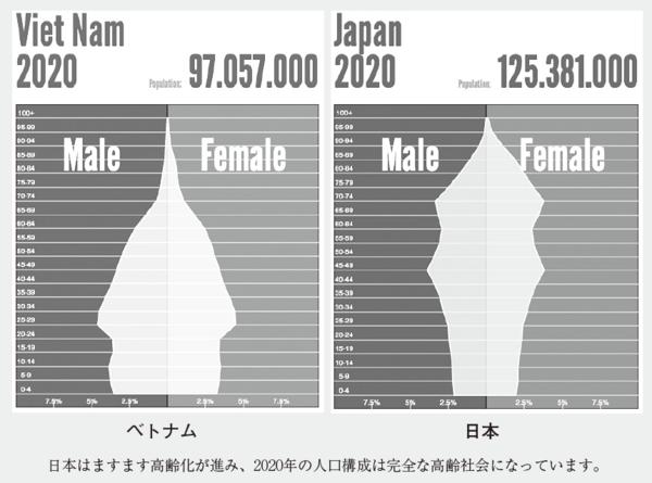 人口構成2010