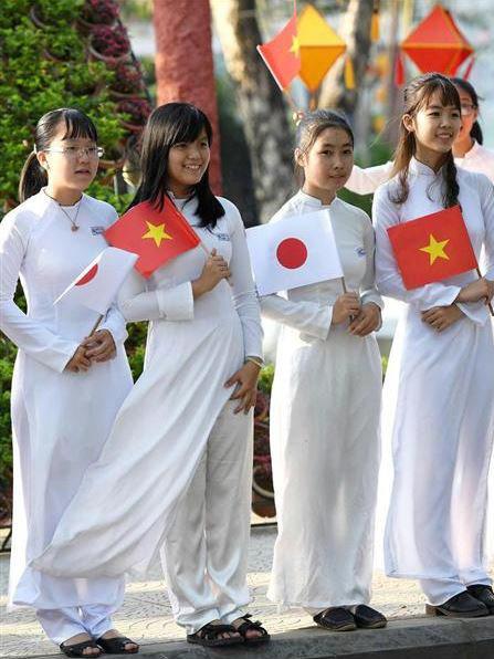 親日国ベトナム